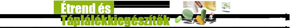 Logo Étrend és Táplálék kiegészítők